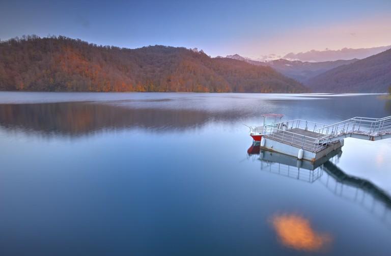 Beautiful view of Lake Goygol   © Lyokin/Shutterstock