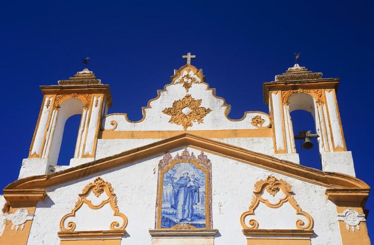 Santo Antonio Convent chapel, Portugal | © John Copland/Shutterstock