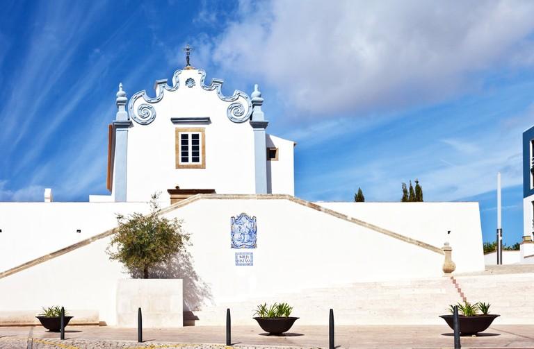 Church of St. Anne in Algarve, Portugal | © Katvic/Shutterstock