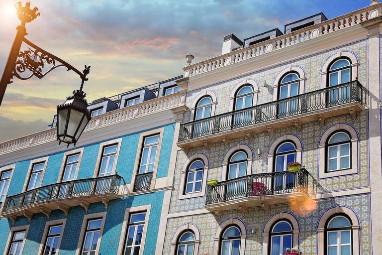 Bairro Alto streets, Lisbon, Portugal | © Elijah Lovkoff/Shutterstock