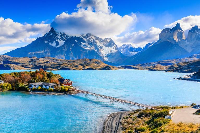 Torres Del Paine National Park, Chile | © Izabela23/Shutterstock