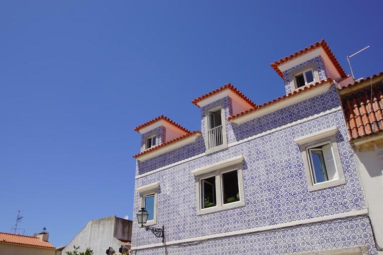 Azulejos wall, Portugal | © Carnets de Yann/Shutterstock