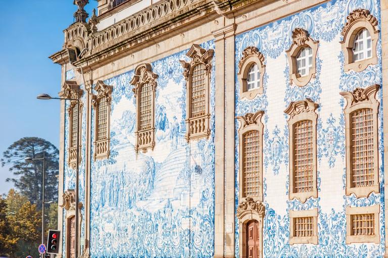 Azulejo in Porto, Portugal | © RossHelen/Shutterstock