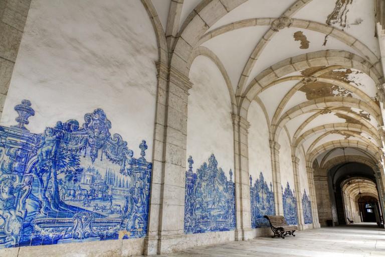 Sao Vicente de Fora Lisbon, Portugal | © Martin Lehmann/Shutterstock