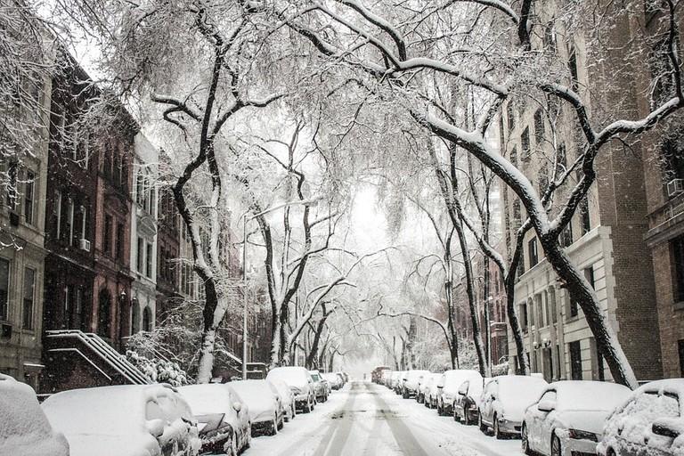 Snowed in in New York   Pixabay