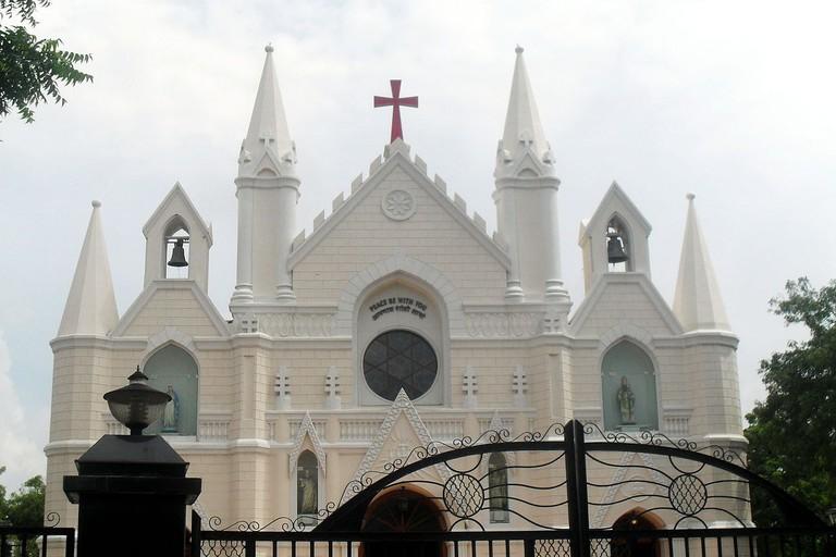 St Patricks Church Pune