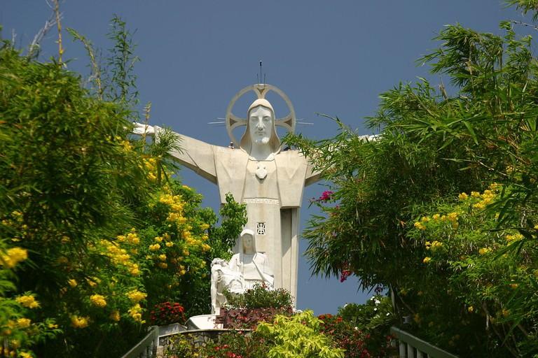 Vung Tau Jesus | © Genghiskhanviet/WikiCommons