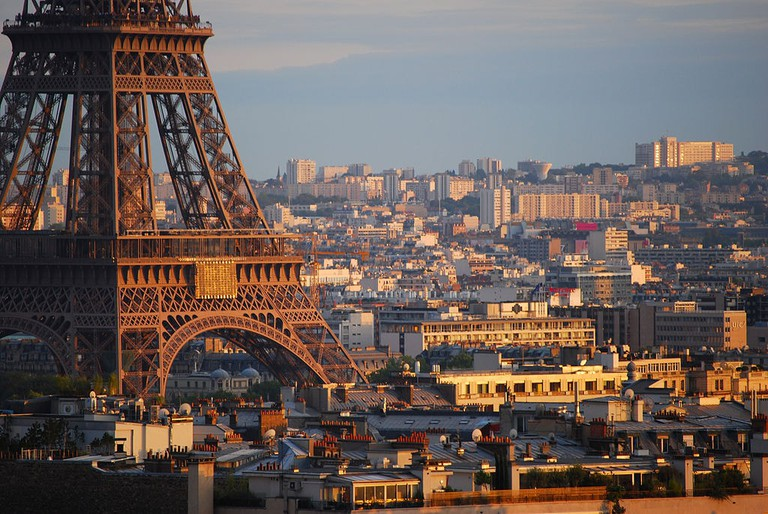 Travel to Paris without leaving your seat | © © Eric Chan/WikiCommons