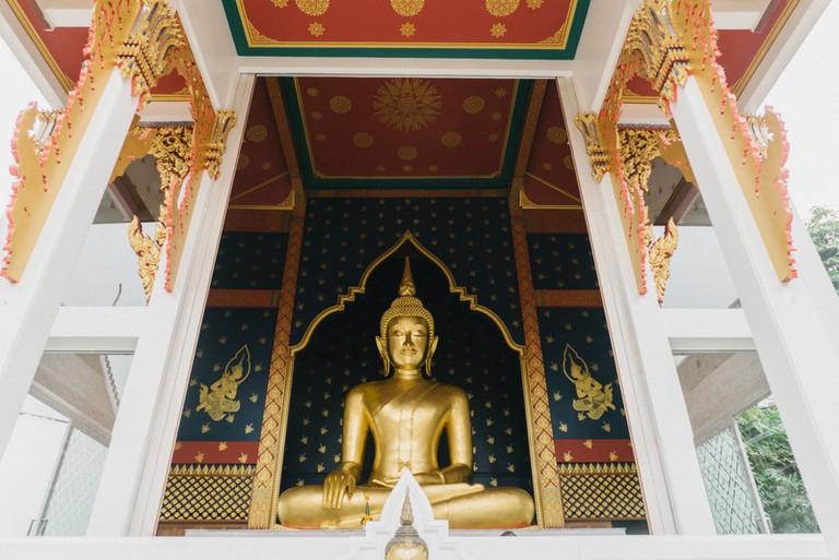 THAILAND-BANGKOK-WAT-SAKET-1