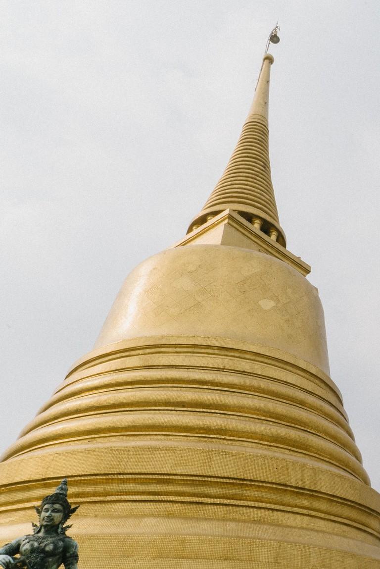 THAILAND-BANGKOK-WAT-SAKET-2