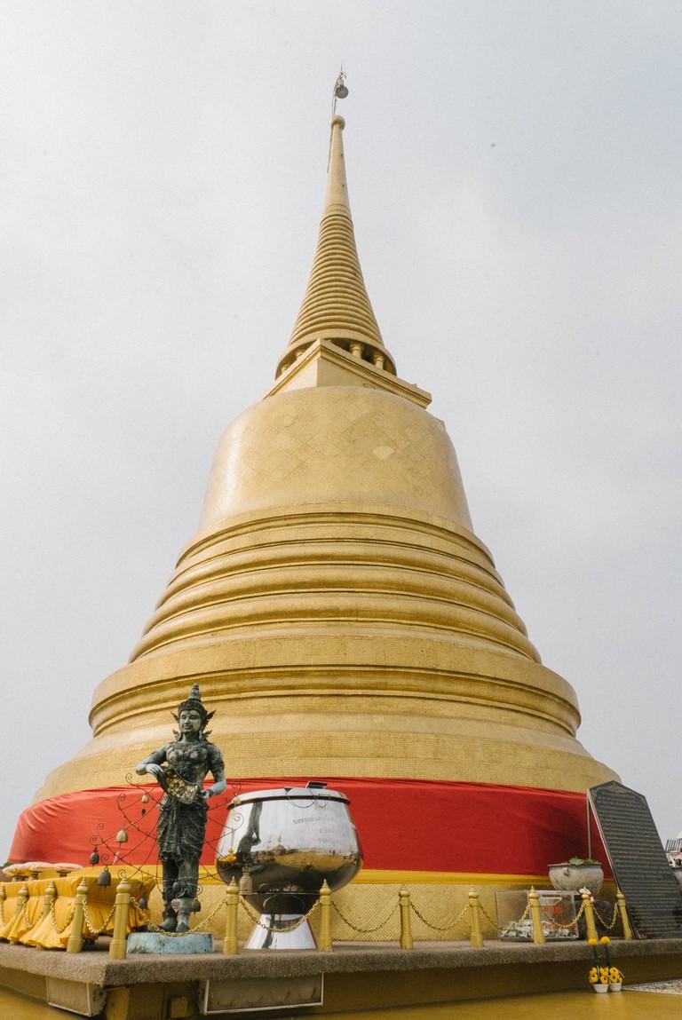 THAILAND-BANGKOK-WAT-SAKET-3