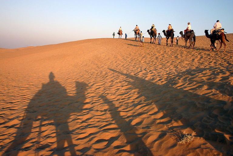 Thar Desert Flicka WikiCommons