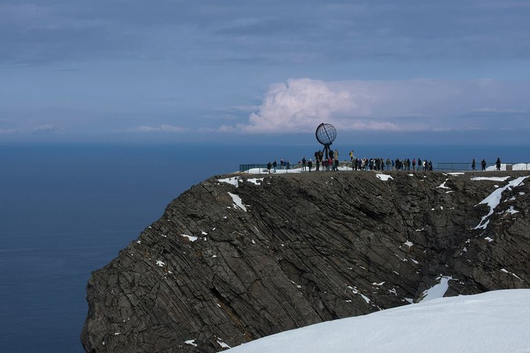 The North Cape | Courtesy of Visit Nordkapp