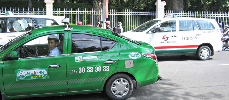 The two reliable cab companies