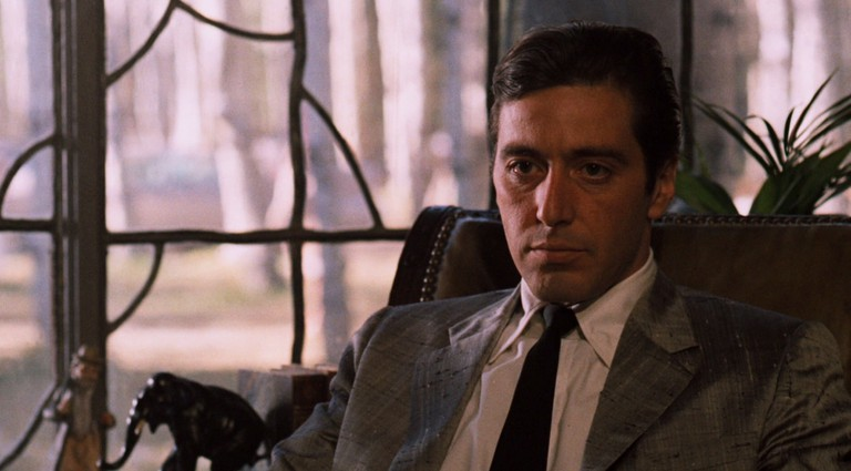 Al Pacino in <em>The Godfather Part II</em> | © Paramount Pictures
