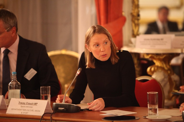 Tracey Crouch | © Foreign & Commonwealth Office Flickr