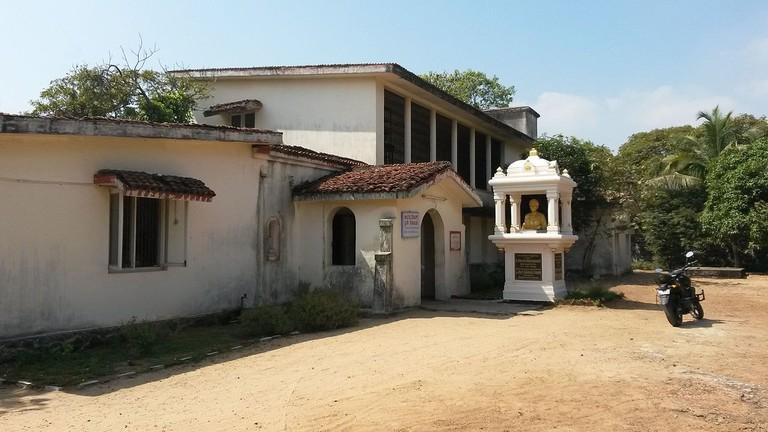 U._V._Swaminatha_Iyer_Library