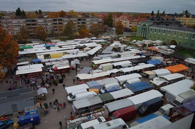 Vaksala_torg_Uppsala_marknad