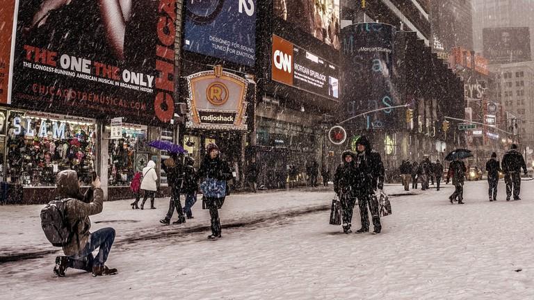 Wintertime tourists   Jeff Turner Flickr