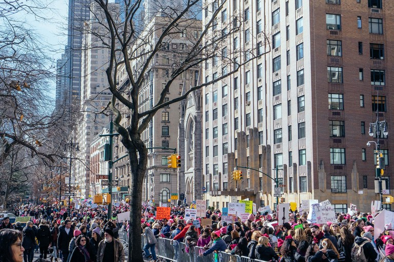Womens March NEW 1