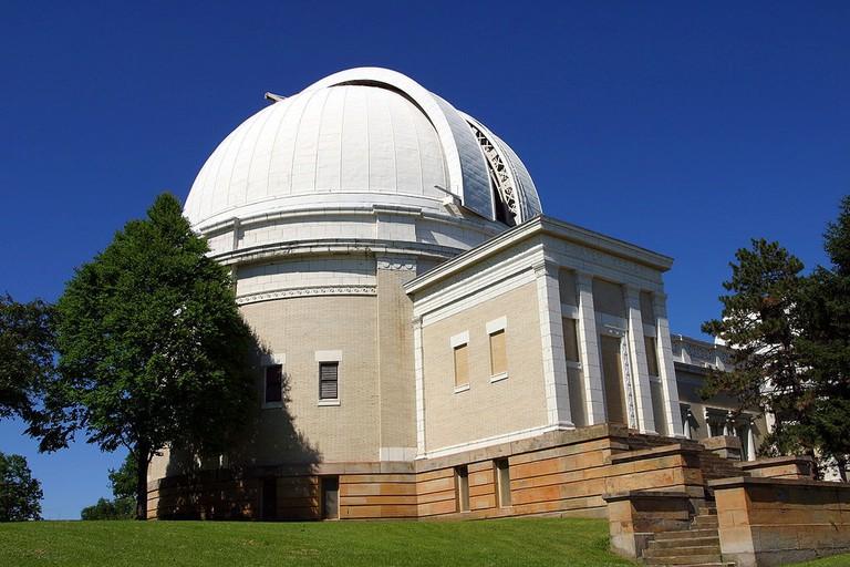 Allegheny Observatory | © Tom Murphy VII / WikiCommons