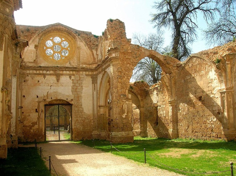 Monasterio de Piedra, Nuévalos, Zaragoza | ©Zarateman / Wikimedia Commons