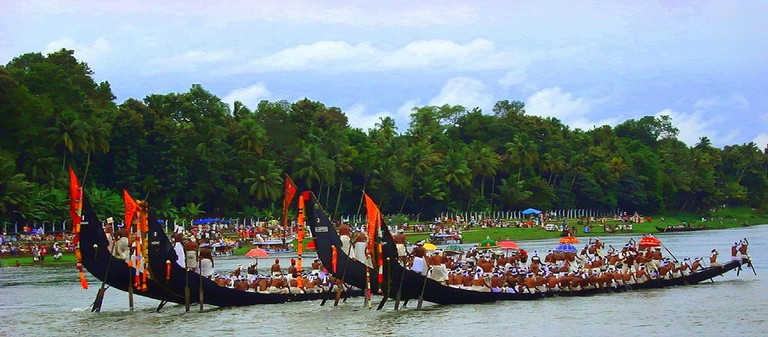 Snake Boat, Kerala | Arun Sinha/Flickr