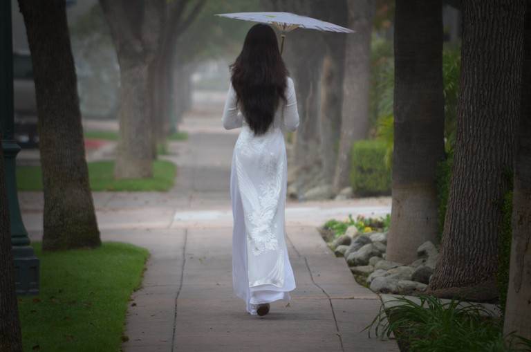Ao dai | © Tommy Truong79/Flickr