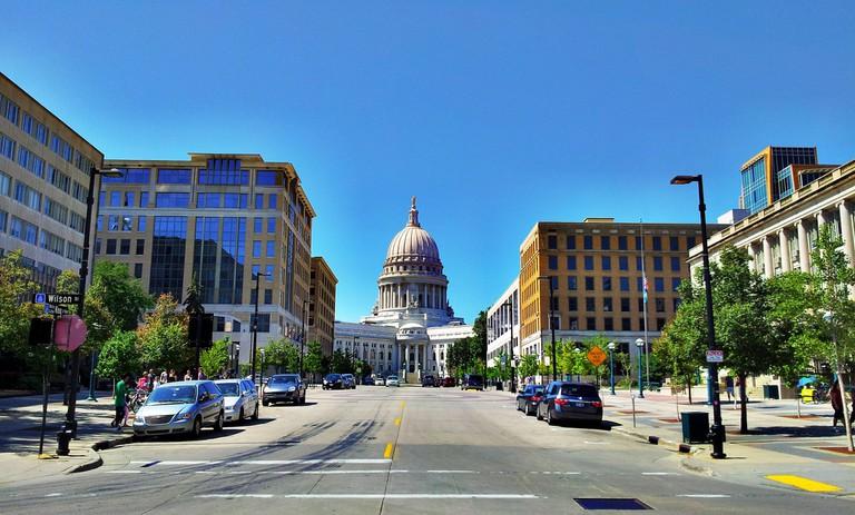 Madison, Wisconsin | © BobbbyLight/flickr