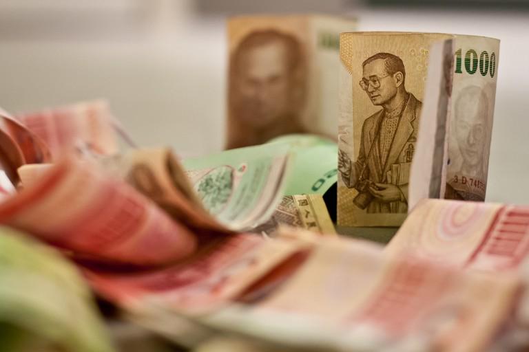 Money in Thailand
