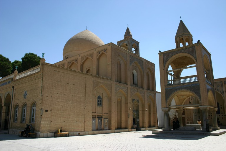 Vank Cathedral, Esfahan | © Mike Gadd / Flickr
