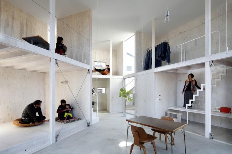 Yamazaki Kentaro Design Workshop | ©Naoomi Kurozumi