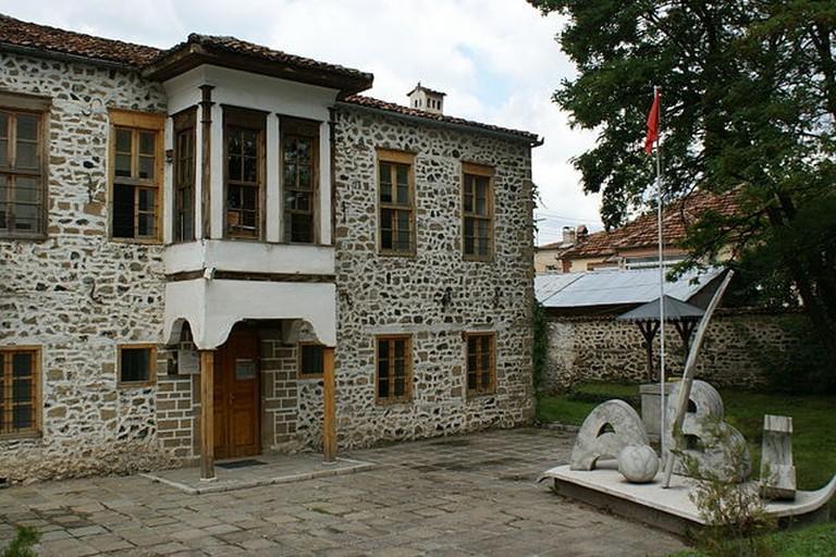 2014_Korçë_,_Shkolla_e_parë_shqipe