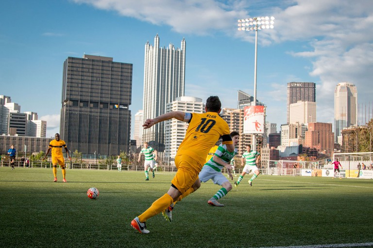 Highmark Stadium | Courtesy of Pittsburgh Riverhounds