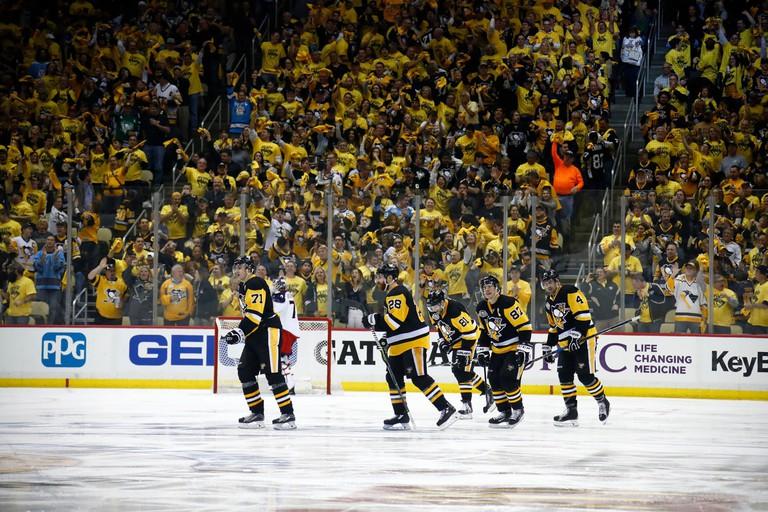 NHL Hockey in Pittsburgh | Courtesy of Pittsburgh Penguins/Greg Shamus