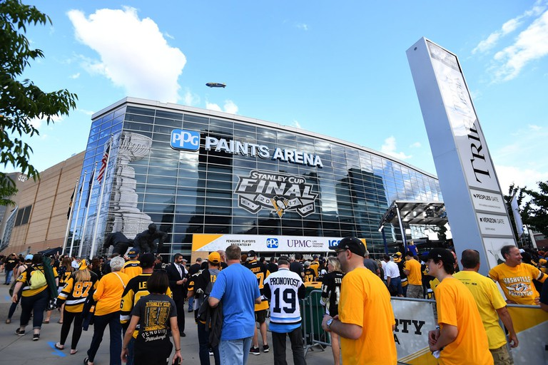 PPG Paints Arena | Courtesy of Pittsburgh Penguins/Joe Sargent