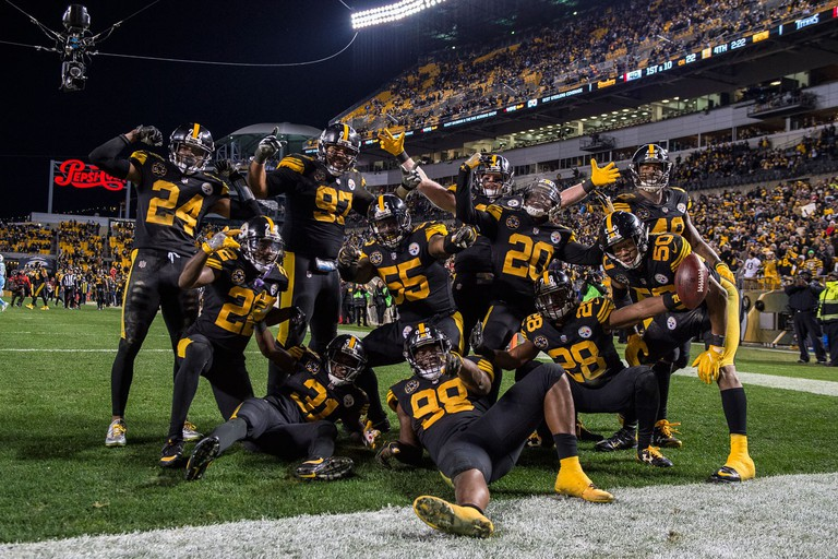 NFL Football in Pittsburgh | Courtesy of Pittsburgh Steelers/Dave Arrigo