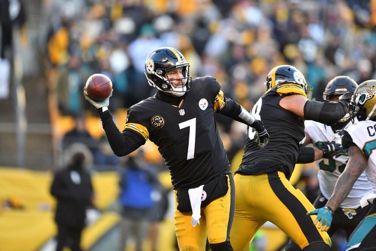 Ben Roethlisberger | Courtesy of Pittsburgh Steelers/Karl Roser