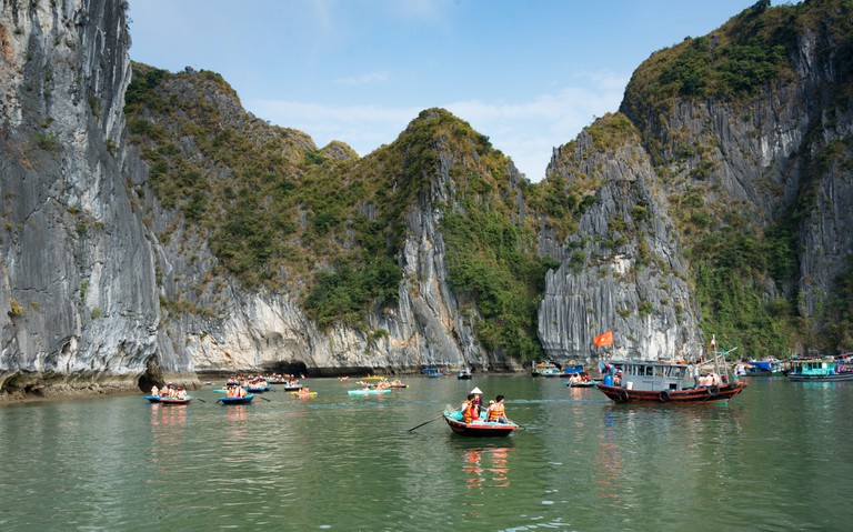 Ha Long Bay | © xiquinhosilva/Flickr