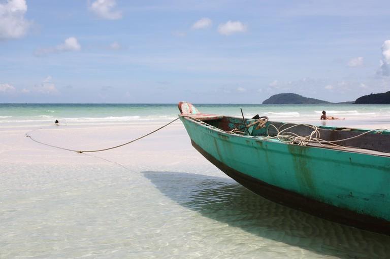 Sao beach | © Dan Searle/Flickr