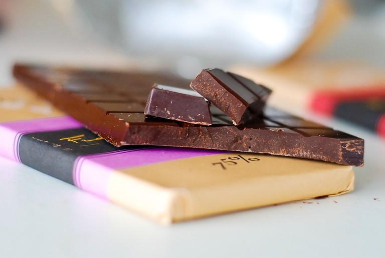 Unbox/Unwrap Original African Chocolate