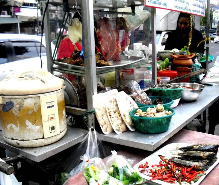 Sukhumvit street food