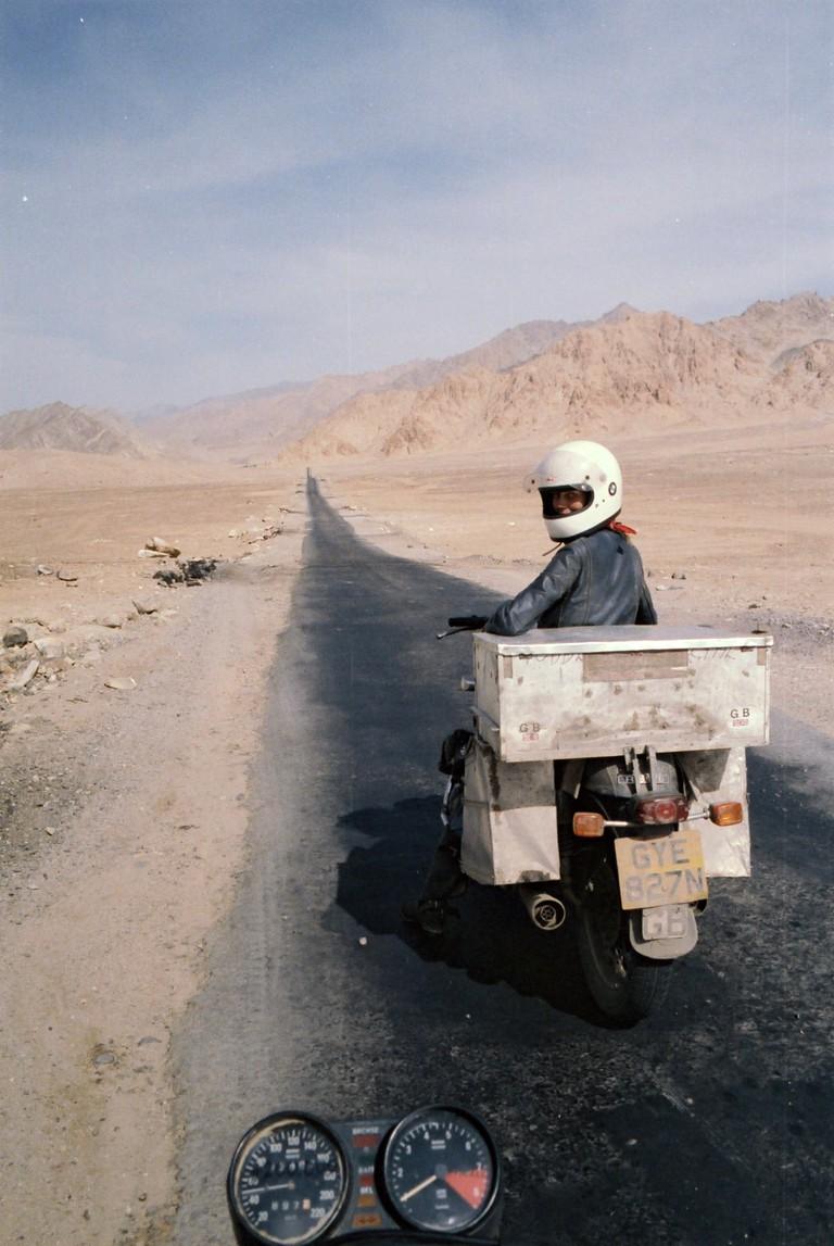56. Road back to Srinagar - Ladakh