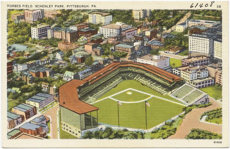 Forbes Field | © Boston Public Library / Flickr