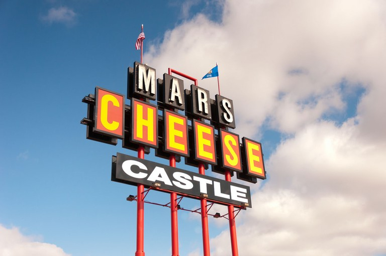 Mars Cheese Castle | © Brad Hagan/flickr