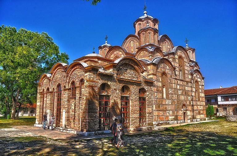 The splendour of Gračanica | © Sasa Micic/WikiMedia Commons