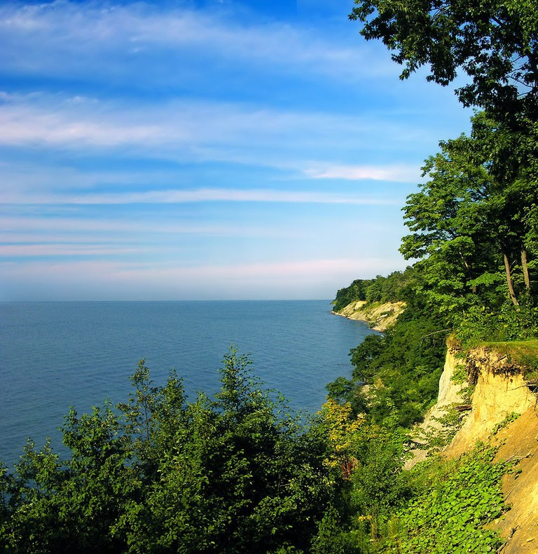 Erie Bluffs State Park | © Nicholas / WikiCommons