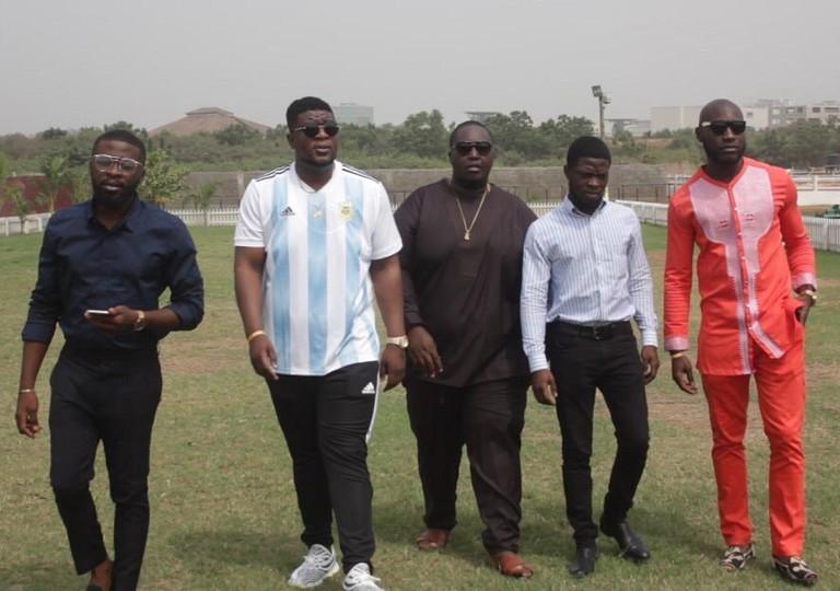 Team Afrochella