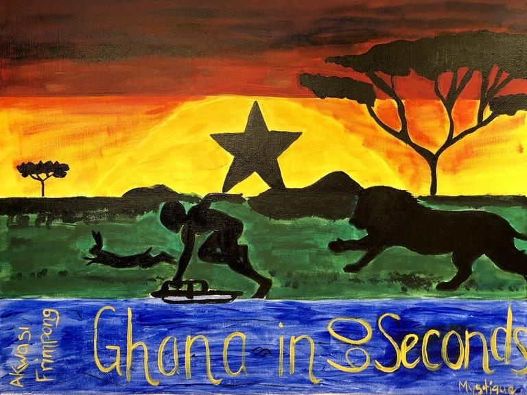 Ghana in 60 Seconds