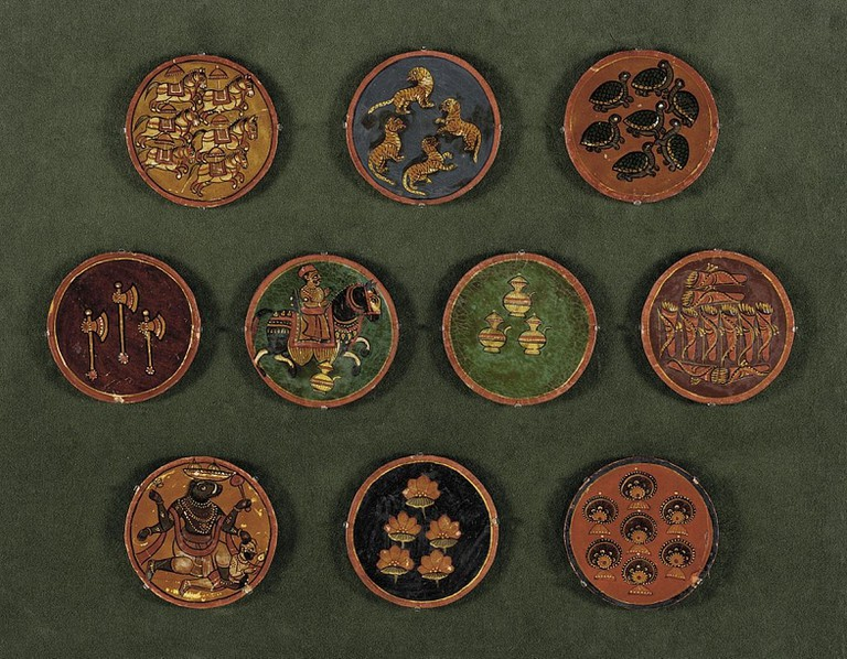 Ancient playing cards.v1